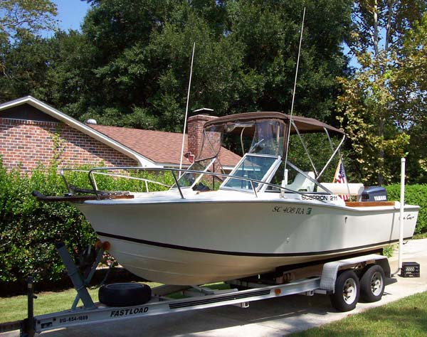 1980 21' Chris Craft Scorpion 211