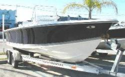 2004 20' SEA STRIKE CENTER CONSOLE