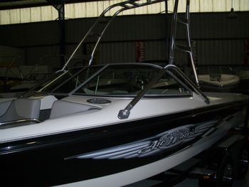 20' ft Ski Centurion Air Warrior T5