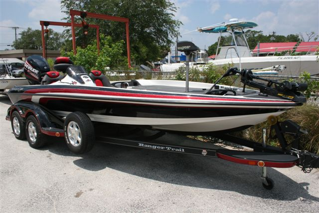 2006 Ranger Z21 21' ft Bass Boat