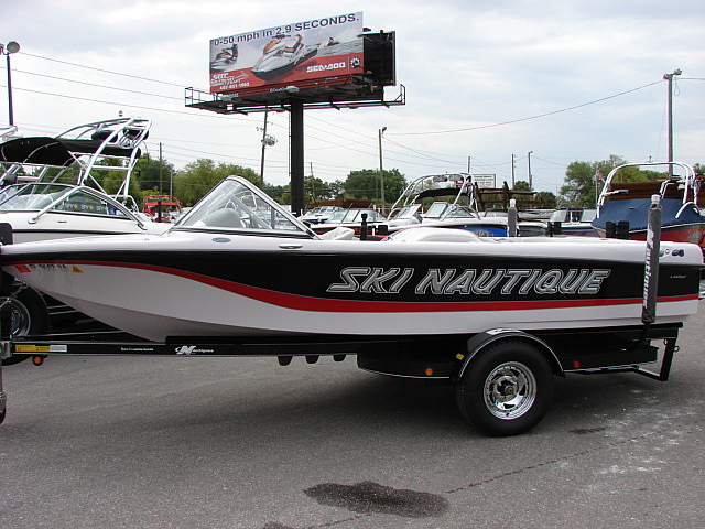 2006 Correct Craft Ski Nautique 196  - $32,500